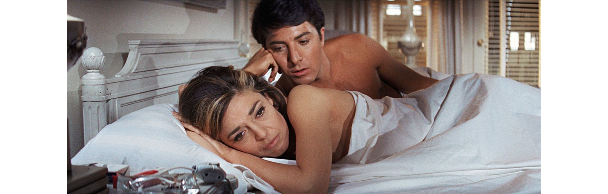 """Movie poster for """"THE GRADUATE"""""""