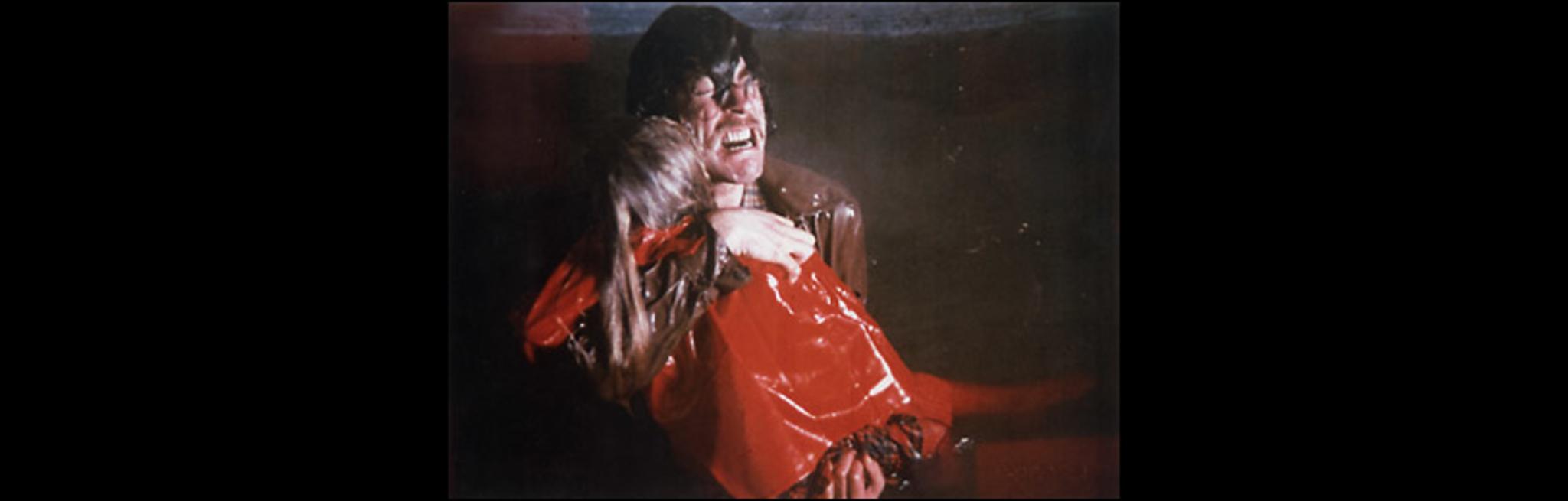 """Filmplakat für """"Wenn die Gondeln Trauer tragen"""""""