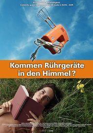 """Movie poster for """"Kommen Rührgeräte in den Himmel? Ein Film über Nachhaltigkeit"""""""