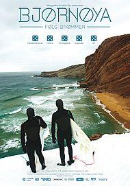 """Filmplakat für """"Bear Island"""""""