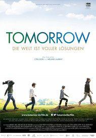 """Filmplakat für """"Tomorrow - Die Welt ist voller Lösungen"""""""