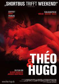 """Filmplakat für """"Théo und Hugo"""""""