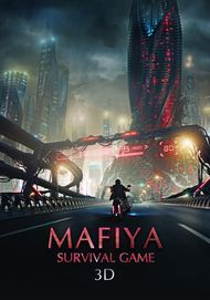 "Filmplakat für ""Mafiya - Survival Game"""