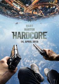 """Filmplakat für """"Hardcore"""""""