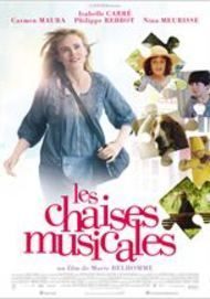 "Movie poster for ""LES CHAISES MUSICALES"""