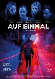 """Filmplakat für """"Auf einmal"""""""