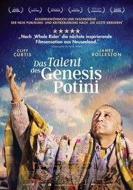 """Filmplakat für """"Das Talent des Genesis Potini"""""""