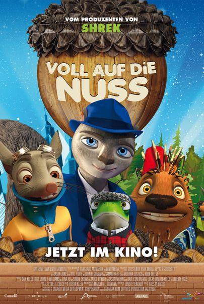"""Filmplakat für """"Voll auf die Nuss"""""""
