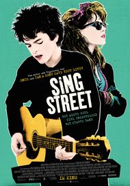 """Filmplakat für """"SING STREET"""""""