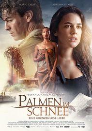 """Filmplakat für """"Palmen im Schnee - Eine grenzenlose Liebe"""""""