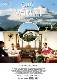 "Movie poster for ""Café Waldluft"""