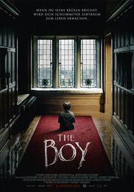 """Filmplakat für """"The Boy"""""""