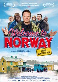 "Filmplakat für ""Welcome to Norway"""
