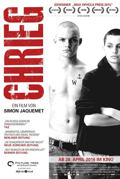 "Movie poster for ""Chrieg"""