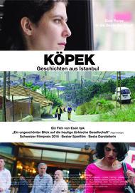 """Movie poster for """"Köpek - Geschichten aus Istanbul"""""""