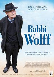 """Filmplakat für """"Rabbi Wolff"""""""