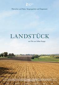"""Filmplakat für """"Landstück"""""""