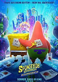 "Filmplakat für ""THE SPONGEBOB MOVIE: SPONGE ON THE RUN """