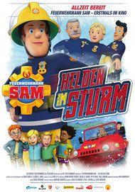 """Filmplakat für """"Feuerwehrmann Sam - Helden im Sturm"""""""