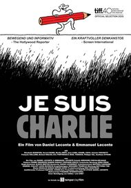 """Movie poster for """"Je suis Charlie"""""""
