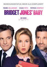 """Filmplakat für """"BRIDGET JONES BABY"""""""