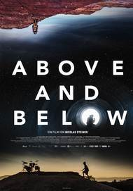 """Movie poster for """"Above and Below"""""""
