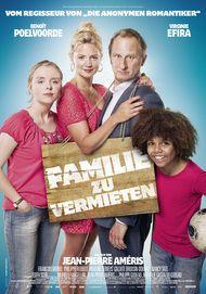 """Filmplakat für """"Familie zu vermieten"""""""