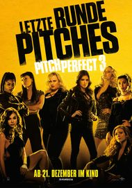 """Movie poster for """"PITCH PERFECT 3"""""""