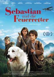 """Movie poster for """"Belle et Sébastien: L'aventure continue"""""""
