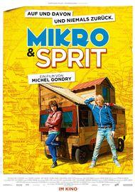 """Filmplakat für """"Mikro & Sprit"""""""