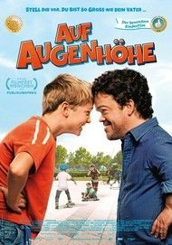 """Filmplakat für """"Auf Augenhöhe"""""""