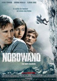 """Filmplakat für """"Nordwand"""""""