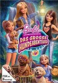 """Filmplakat für """"Barbie und ihre Schwestern in: Das große Hundeabenteuer"""""""