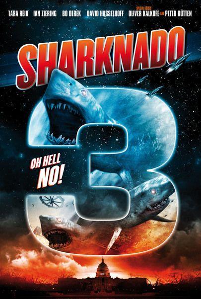 """Filmplakat für """"Sharknado 3"""""""