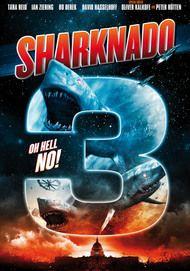 "Movie poster for ""Sharknado 3"""
