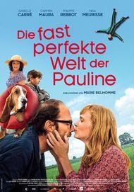 """Filmplakat für """"Die fast perfekte Welt der Pauline"""""""