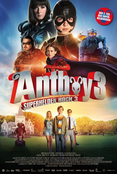 """Movie poster for """"Antboy 3"""""""