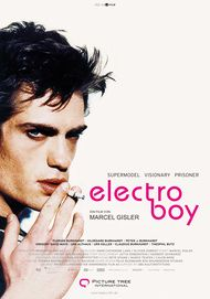 """Movie poster for """"Electroboy"""""""