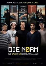 """Filmplakat für """"Die Norm - Ist dabei sein wirklich alles?"""""""