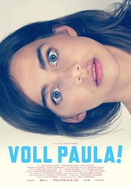 """Movie poster for """"Voll Paula!"""""""