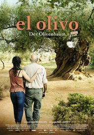 """Movie poster for """"THE OLIVE TREE"""""""