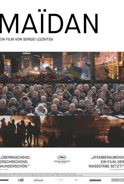 """Filmplakat für """"Maidan"""""""