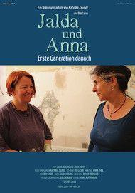 """Movie poster for """"Jalda und Anna"""""""