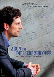 """Movie poster for """"Aron und die Liebe zur Oper"""""""