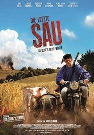 """Filmplakat für """"Die letzte Sau"""""""