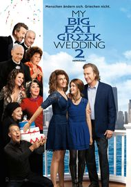 "Filmplakat für ""MY BIG FAT GREEK WEDDING 2"""