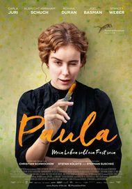 "Filmplakat für ""PAULA"""