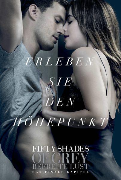 """Filmplakat für """"Fifty Shades of Grey - Befreite Lust"""""""