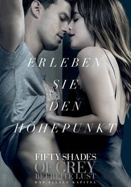 """Movie poster for """" FIFTY SHADES FREED"""""""