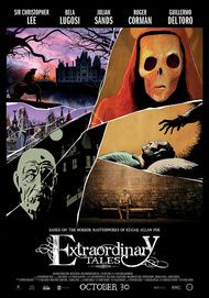 """Movie poster for """"EXTRAORDINARY TALES"""""""